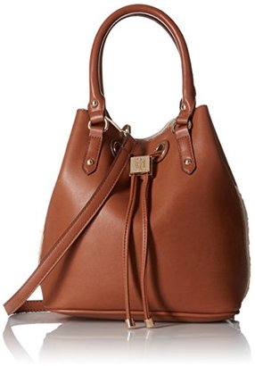 Tommy Hilfiger Hannah Small Drawstring Tote $108 thestylecure.com