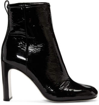 Rag & Bone Black Patent Ellis Boots