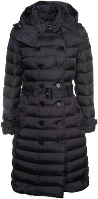 Burberry Double Breasted Down Jacket