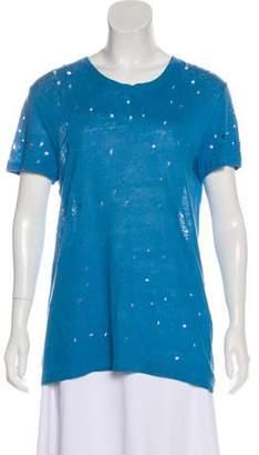IRO Clay Linen T-Shirt