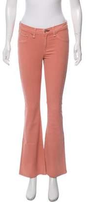 Rag & Bone Mid-Rise Wide-Leg Jeans w/ Tags