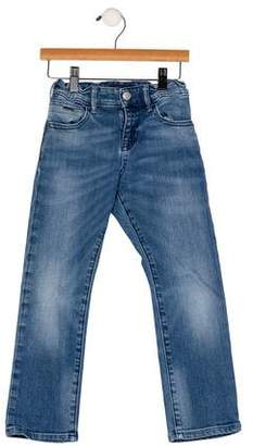 Scotch & Soda Boys' Five Pockets Straight-Leg Jeans