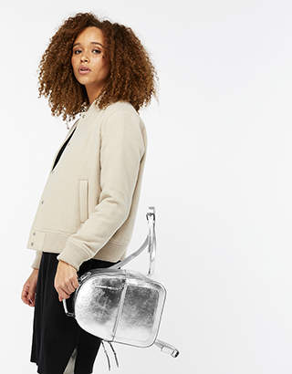 Accessorize Tommie Midi Dome Backpack