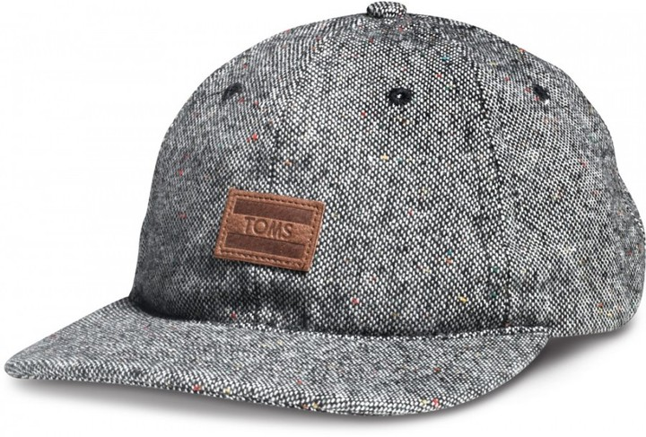 Toms Unisex Black Holden Baseball Hat