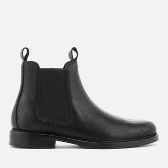 Polo Ralph Lauren Men's Normanton Leather Chelsea Boots - Black