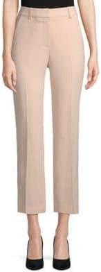 Rebecca Taylor Dot-Print Cropped Pants