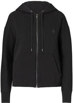Polo Ralph Lauren Fleece Full-Zip Hoodie $125 thestylecure.com