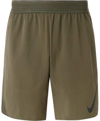 Nike Training - Flex-Repel 3.0 Ripstop Shorts - Green