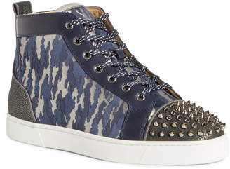 aa7a0c679be Christian Louboutin Black Men's Sneakers | over 0 Christian ...