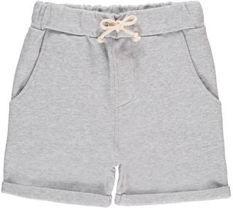 HUNDRED PIECES Fleece Bermuda Shorts $64.80 thestylecure.com