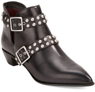 Marc By Marc JacobsMarc By Marc Jacobs Carroll Studded Leather Booties
