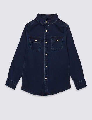 Marks and Spencer Easy Dressing Shirt (3-16 Years)
