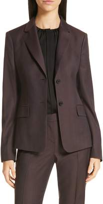 BOSS Jabahana Wool Suit Jacket