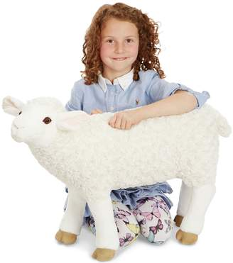Melissa & Doug Sheep Soft Toy