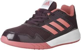 adidas Kid's Girl's AltaRun Running Shoes, Red Night/Super Pink/Core Black