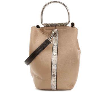 Sam Edelman Madalynn Leather Bucket Bag - Women's