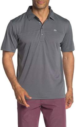 Travis Mathew Player Special Short Sleeve Polo