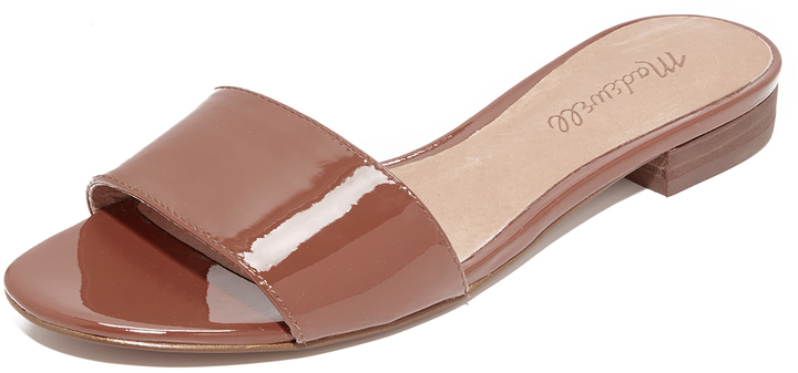 Madewell Caren Slide Sandals