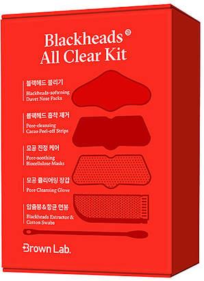 clear Brown Lab Blackhead All Kit