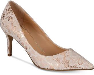 Badgley Mischka Zuri Evening Pumps Women's Shoes