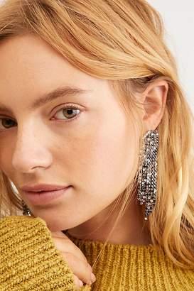 Serefina Rhinestone Dangle Earrings
