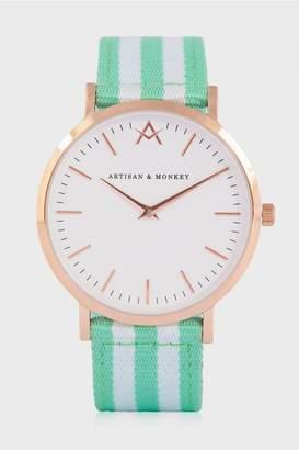 Artisan & Monkey Nato Strap Watch