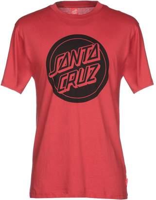Santa Cruz T-shirts - Item 12224028UO
