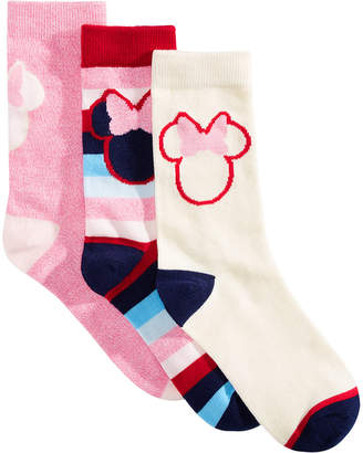 Disney 3-Pk. Minnie Mouse Socks Gift Box