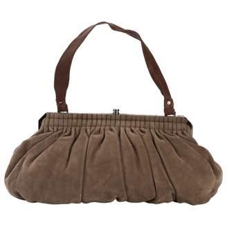 Lanvin Brown Leather Handbag