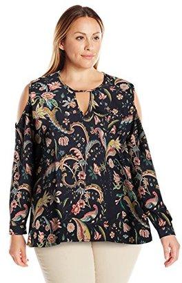 Single Dress Women's Plus Size Belinda Blouse $108.81 thestylecure.com