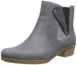 Rieker Women's Y0757-12 Chelsea Boots