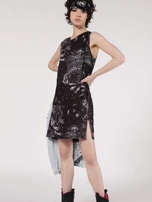 Diesel Dresses 0AARA - Black - L