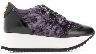 Alexander Smith elver platform sneakers