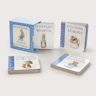 The White Company Peter Rabbit - My First Little Library Books