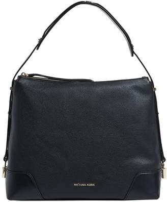 MICHAEL Michael Kors Large Leather Crosby Shoulder Bag