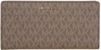 MICHAEL Michael Kors PVC Money Pieces Logo Wallet