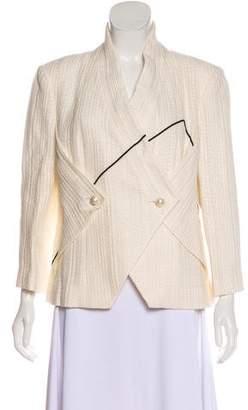Chanel Woven Matelassé Jacket w/ Tags