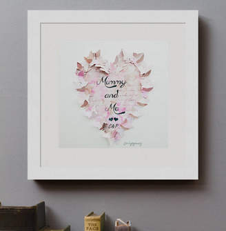 Daisy Maison Framed And Personalised Mummy/Mum 3D Artwork