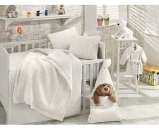 Harriet Bee Saint-Pierre 7 Piece Crib Bedding Set