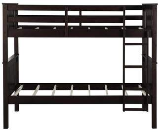 LOFT Dorel Living Dylan Twin over Twin Wood Bunk Bed - Dorel Living®