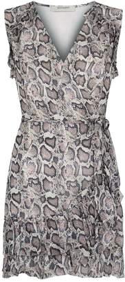 AllSaints Priya Misra Wrap Dress