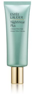 Estee Lauder NightWear Plus 3-Minute Detox Mask/2.5 oz. $47 thestylecure.com