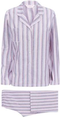 Derek Rose Arran Brushed Cotton Pyjama Set