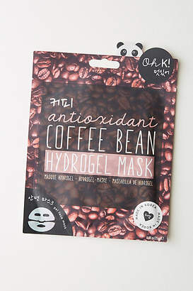Anthropologie Oh K! Antioxidant Coffee Bean Hydrogel Mask