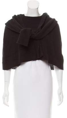 Band Of Outsiders Wool Hooded Poncho