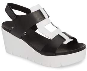 Bos. & Co. Somo Platform Wedge Sandal
