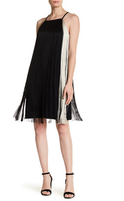 BOSS HUGO BOSS Dafryna Fringe Dress $875.04 thestylecure.com