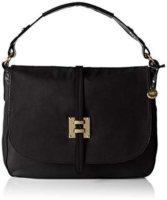 L.Credi Women's Sofia Shoulder Bag Black black