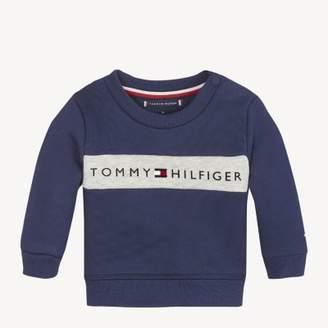 Tommy Hilfiger Baby Cotton Logo Sweatshirt