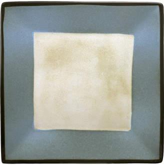 Mikasa Gourmet Basics Blue Square Dinner Plate